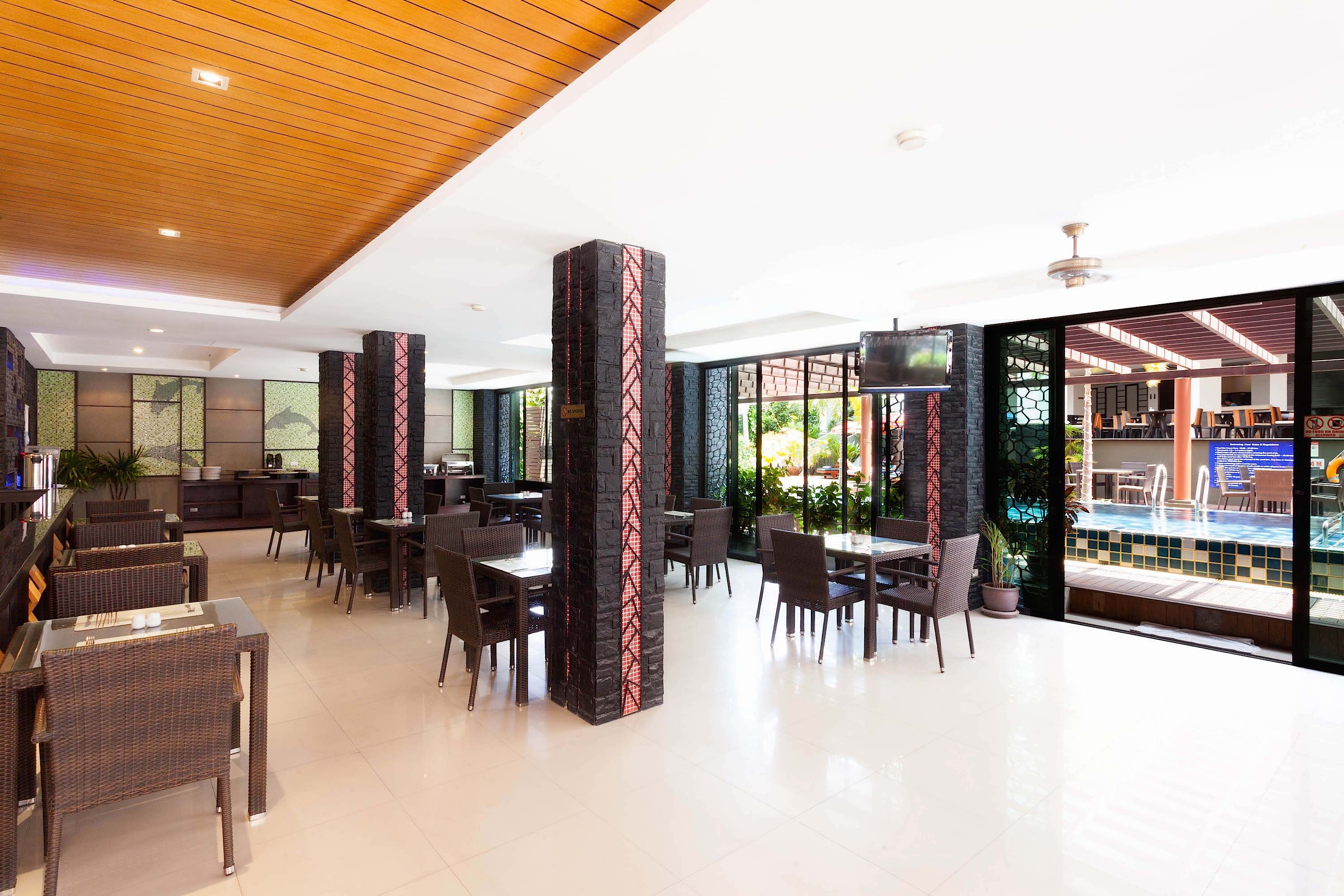 Baramee hip hotel 3 for Hippest hotels