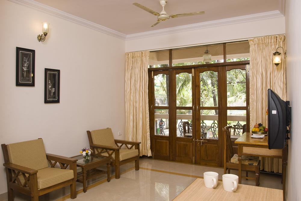 Фото отеля ocean palms 4* (индия (гоа), центральное гоа)
