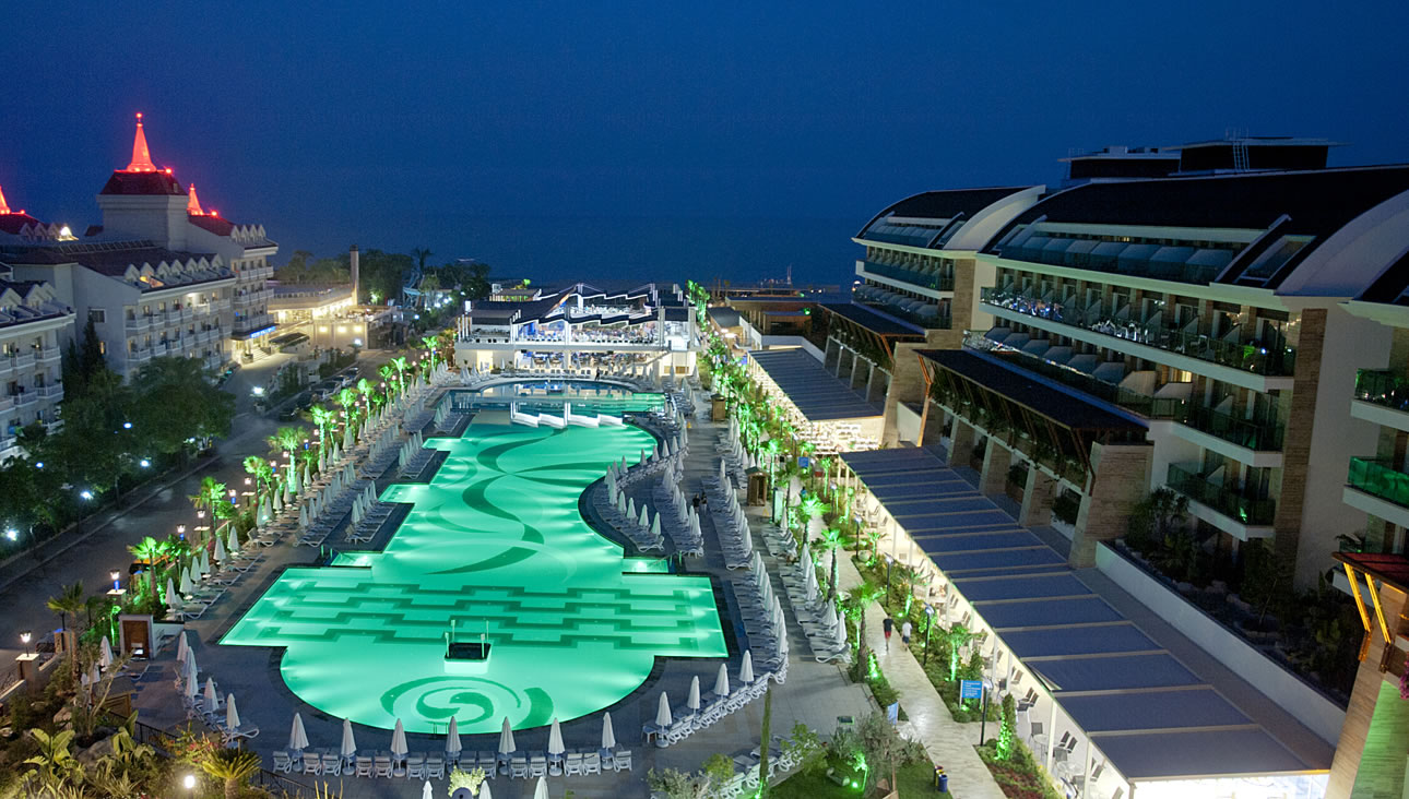 Турция, Отель Crystal Water World Resort & Spa 5*